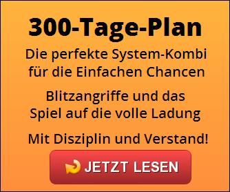 Der Kniff und 300-Tage-Plan
